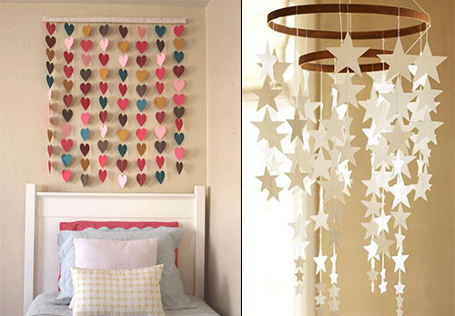 Create Paper Streamers DIY: Beautiful Ideas for Room Decoration with Simple Crafts
