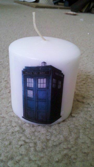 PrintedCandle Creative DIY Ideas to Decorate A Candle