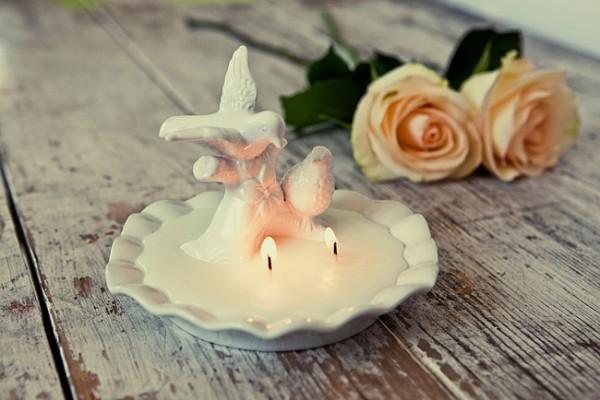DIY Bird BathCandle Creative DIY Ideas to Decorate A Candle