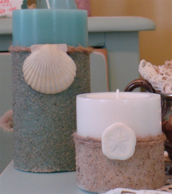 each Candles Creative DIY Ideas to Decorate A Candle
