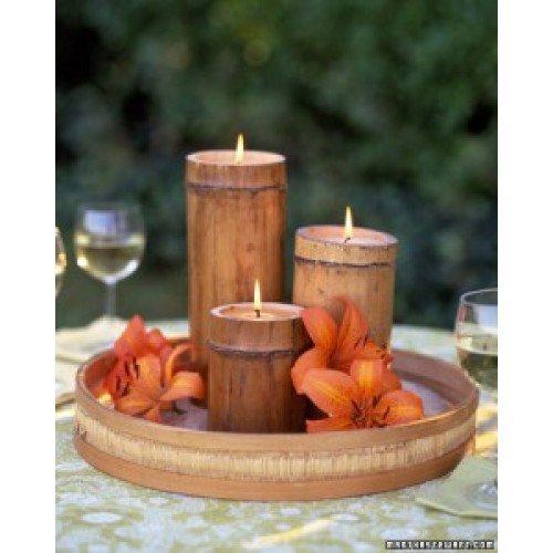BambooCandles Creative DIY Ideas to Decorate A Candle