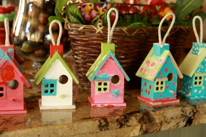 Home Sweet Home for Birds DIY: Summer Craft Ideas for Kids