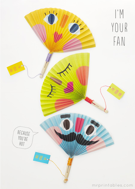Your Fan in Hot Summer DIY: Summer Craft Ideas for Kids