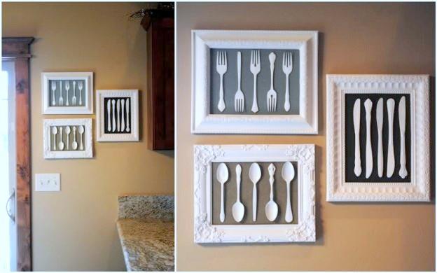 Plastic Spoon: Artwork Creative Plastic Spoon Craft Ideas