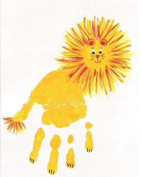The Lion DIY: Summer Craft Ideas for Kids