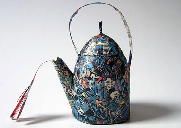 Old Books Repurposed Into amazing arts By Swedish Artist