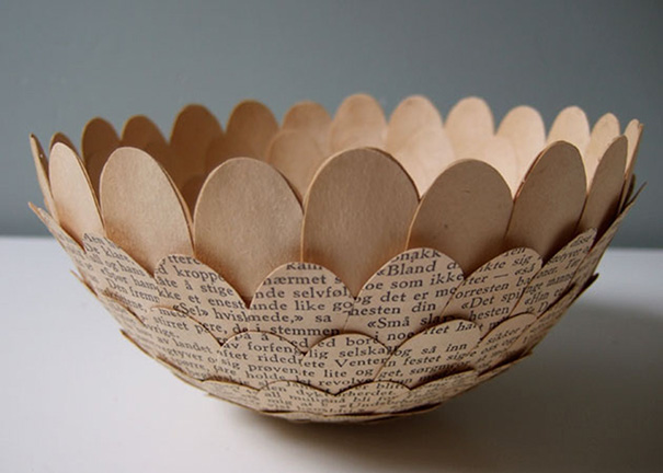 Old Books Repurposed Into amazing arts By Swedish Artist