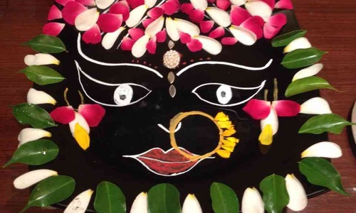 Kids Friendly Navratri Decoration Art & Craft Ideas