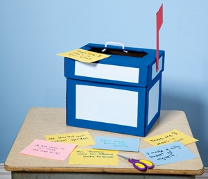 crafts-mailbox Memory Mailbox