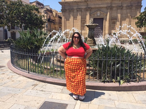 Learn To Wear Maxi Dresses And Midis When You Are Plus Size