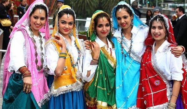 Traditional Dress of Haryana Women Traditional Indian Dresses for Womens to Wear at Festivals