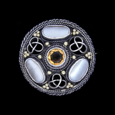 Arts & Crafts Brooch Collection of Antique Jewellery by Famous Artists