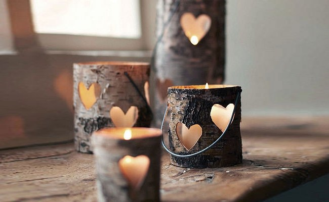 candle-holder Candle Holder Low Cost Diwali Decoration Ideas