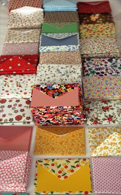 creative-ideas-diy-pretty-envelops-with-templates-Download Templates for Envelopes
