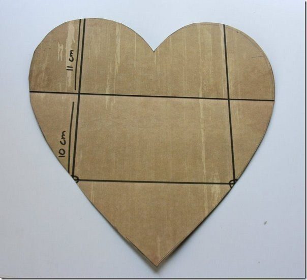 how-to-fold-a-cute-diy-envelope-from-heart-shaped-paper- Low Cost Diwali Decoration Ideas