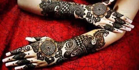 makar-sankranti-special-mehandi-designs-Celebrate Navratri With Mehendi Designs