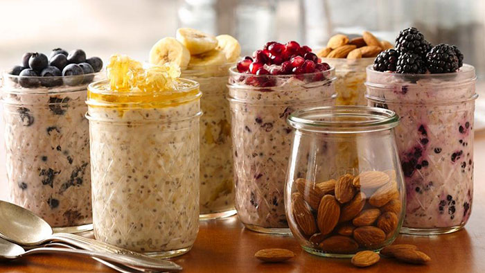 Overnight Oatmeal Tricks to Make Your Breakfast Ready in Few Minutes