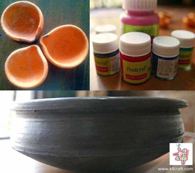 diya-raw-material-img Diya Decoration for Diwali