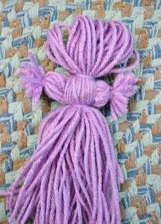 doll Yarn Doll Step by Step Tutorial