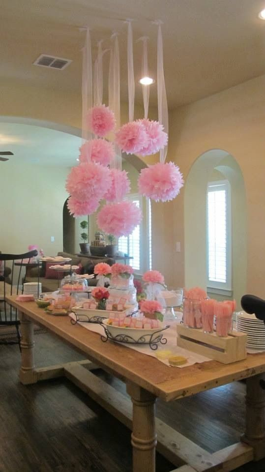 Tissue Paper Pink Wall Hanging DIY Wall Hanging Ideas to Decorate Your Home