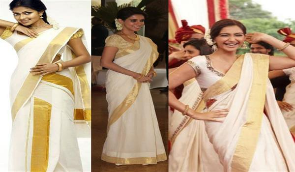 kerala Kerala Traditional Sarees Traditional Indian Dresses for Womens to Wear at Festivals
