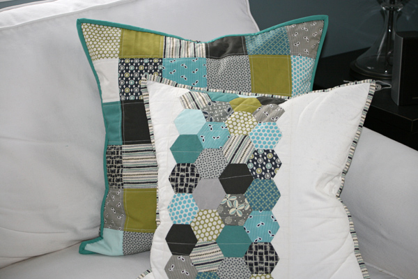 Patchwork Pillow Design! Patchwork Cushion Designs to Decorate Your Home