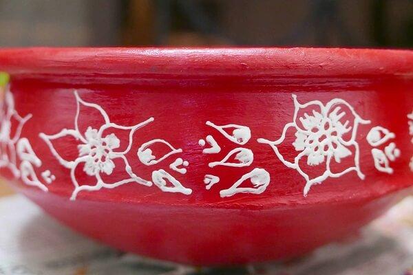 raw Diya Decoration for Diwali