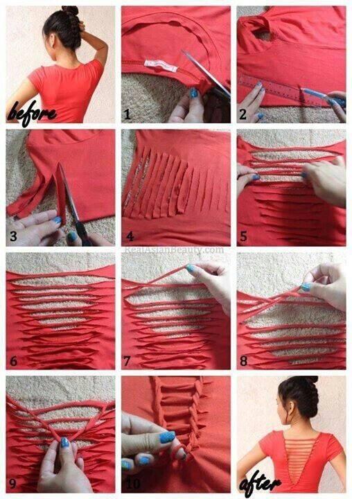 Clothing-Hacks