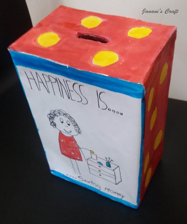 Create Your Own Toy Bank