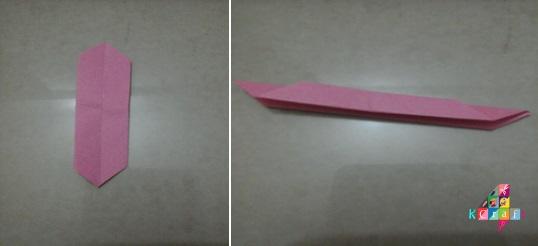 origami-beautiful-dahlia-Easy Origami Yamaguchi Dahlia Flower Tutorial