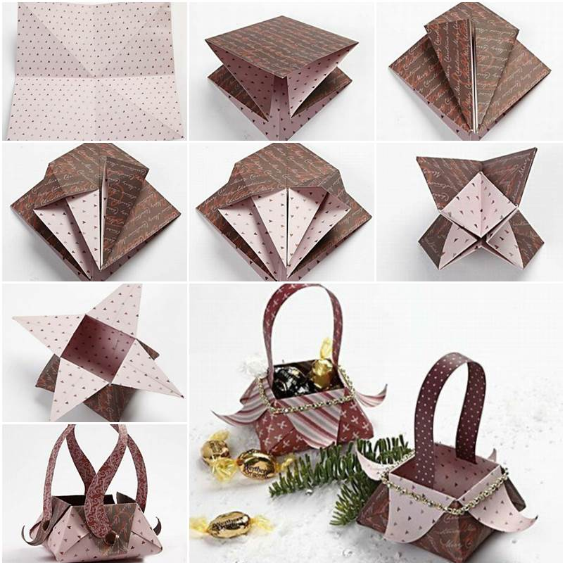 Beautiful Origami Christmas Gift Star Box Recycle Wooden Pallets With Awesome Furniture Designs