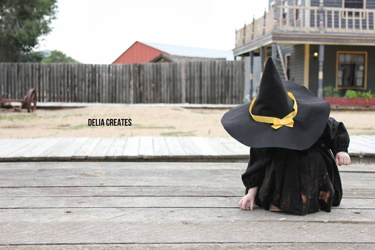 Witch's Hat Winter Special Sewing Patterns Full Tutorial