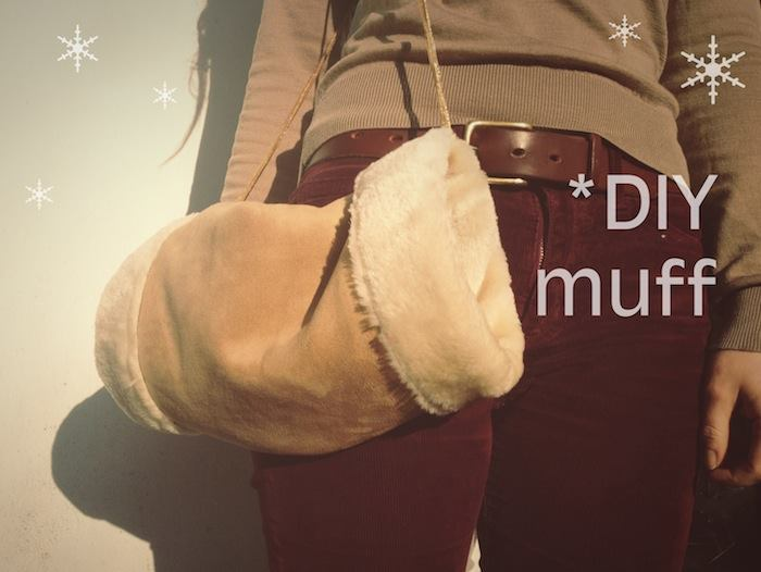 Hand Warmer Muff Winter Special Sewing Patterns Full Tutorial