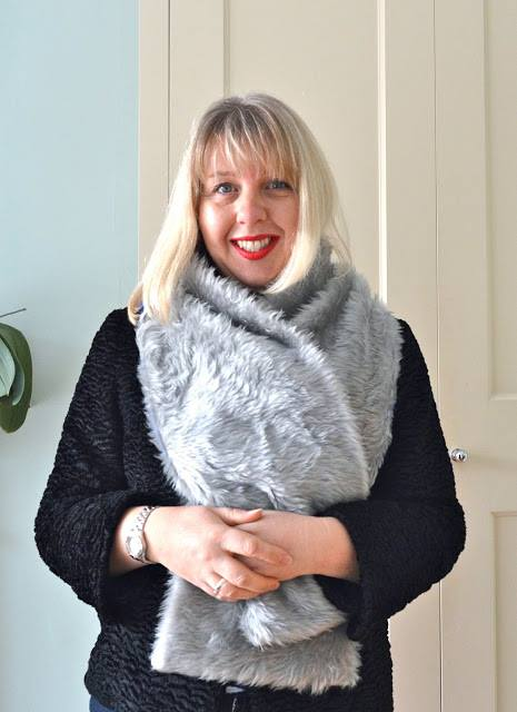 Faux Fur Scarf Winter Special Sewing Patterns Full Tutorial