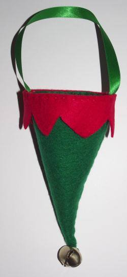 Elf Hat Craft Winter Special Sewing Patterns Full Tutorial