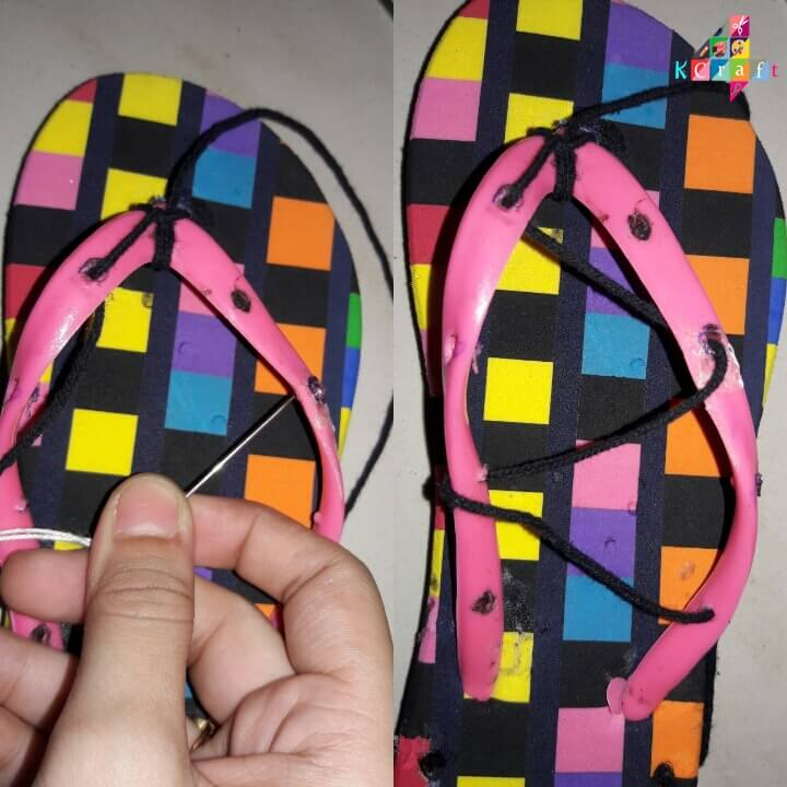slippers-fashion-Make Your Own Ankle Wrap Flats With Easy Steps