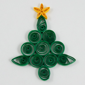 ChristmasTreeQuill Christmas Quilling Designs and Ideas
