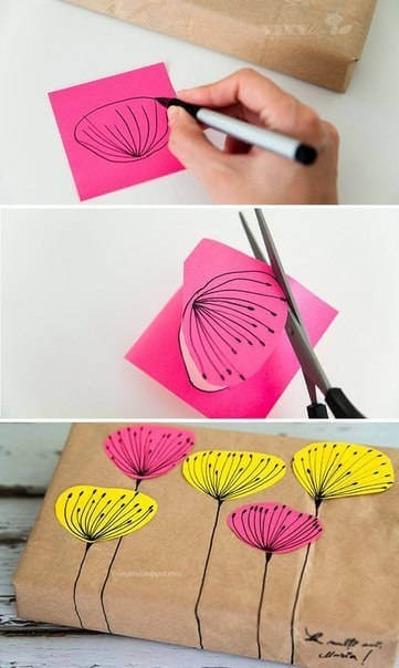 diy-beautiful-gift-packaging DIY Beautiful Gift Packagingtutorial Genius Tricks for Gift Wrapping - Step by step Ideas
