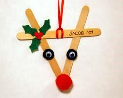 diy-reindeer-ornament-tutorial Popsicle Fun for this Christmas days- DIY Reindeer Ornament Tutorial