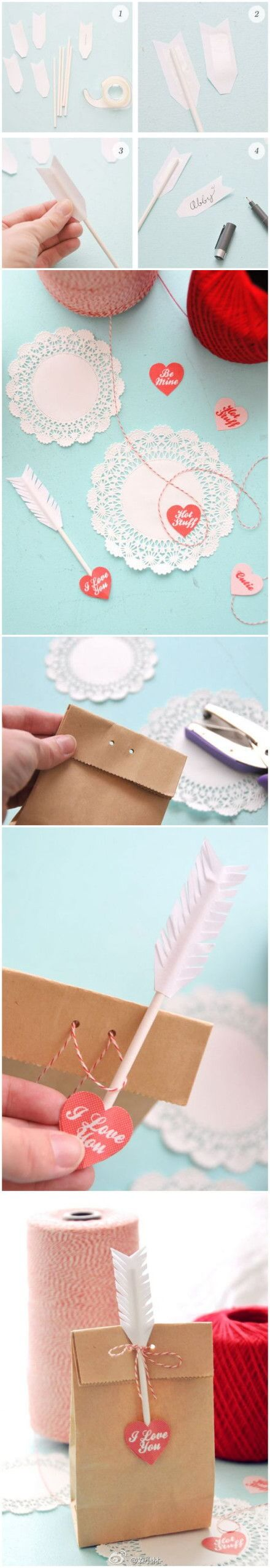 diy-small-love-packaging DIY Small Love Packaging tutorial Genius Tricks for Gift Wrapping - Step by step Ideas