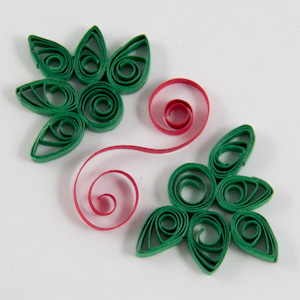 FancyQuill Christmas Quilling Designs and Ideas