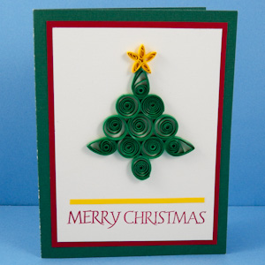 QuillingChristmasCard Christmas Quilling Designs and Ideas