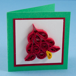 QuillingGiftTag Christmas Quilling Designs and Ideas