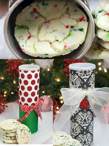 cokkie-can-christmas-Christmas Special Cookie Can Making Tutorial