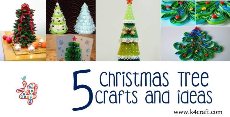 diy-step-by-step-christmas-tree-crafts-for-kids-to-make-bible Easy Sunday School Craft Ideas for Kids