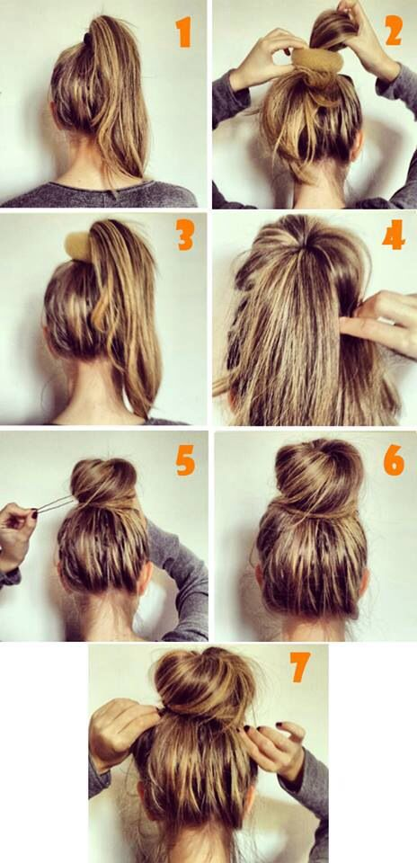 Hair Styling For Girls Step By Step Hair Styling For Girls Step By Step Tutorial Part