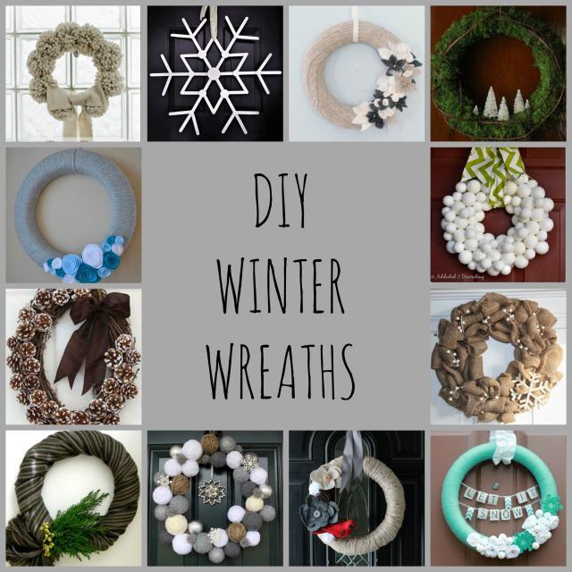 Christmas Wreath Step by Step Ideas