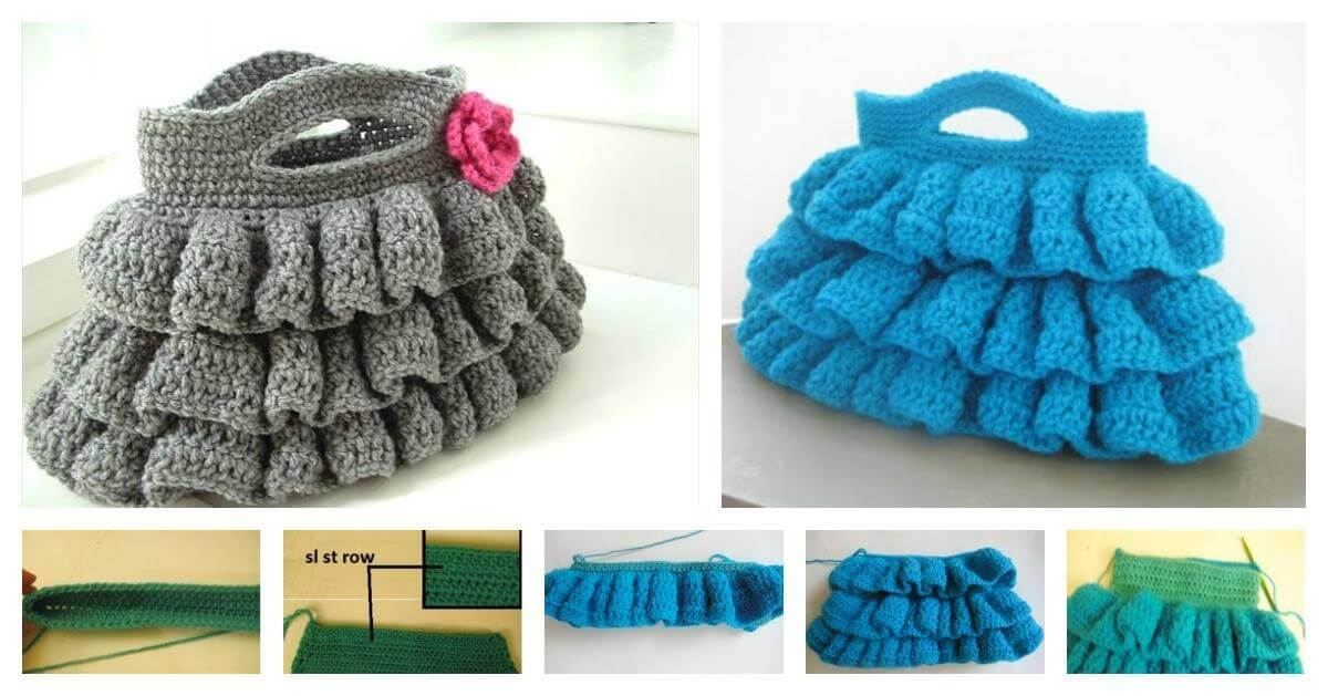 Diy Crochet Ideas For Beginners Step By Step K4 Craft