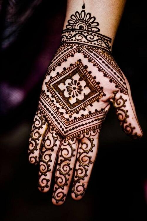 divine-palm-arabic-mehndi-designs Beautiful Arabic Mehndi Latest Designs [2020]