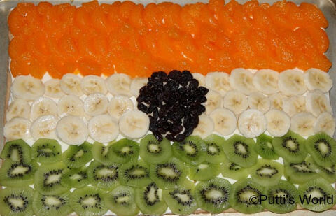 India Tri Color Fruit Salad Flag The Ultimate List: 50+ Ideas for India Republic Day Celebration